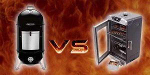 Charcoal Smoker vs Electric Smoker