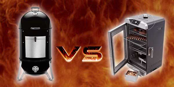 Charcoal Smoker vs Electric Smoker: Head to Head Comparison