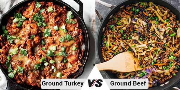 Ground Turkey vs Ground Beef: Which One Is Healthier?