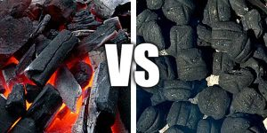 Lump Charcoal Vs Briquette