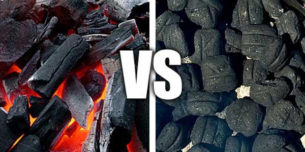 Lump Charcoal Vs Briquette – A Detailed Comparison