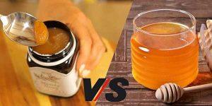 Manuka Honey vs. Raw Honey