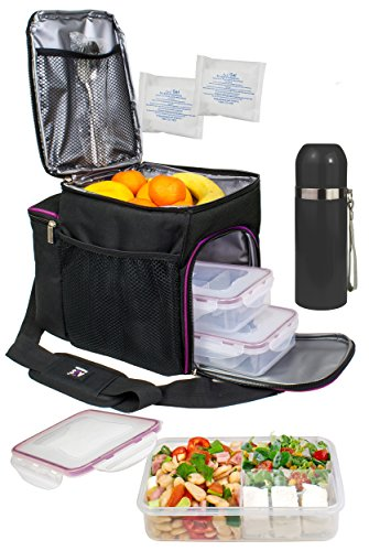Top 10 Best Meal Prep Bag Reviews And Buying Guideline 2019 44c29e19e478e