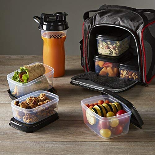 da5f965da051 The name FitPak (fit-pack) suits aptly to this set because it fits multiple  lunch boxes in a compact space. Its portion control system helps you to eat  ...