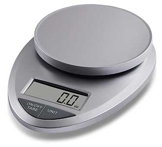 A Kitchen Scale