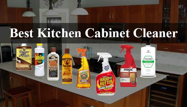 Best Kitchen Cabinet Cleaner