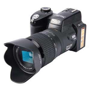 An HD Digital Camera