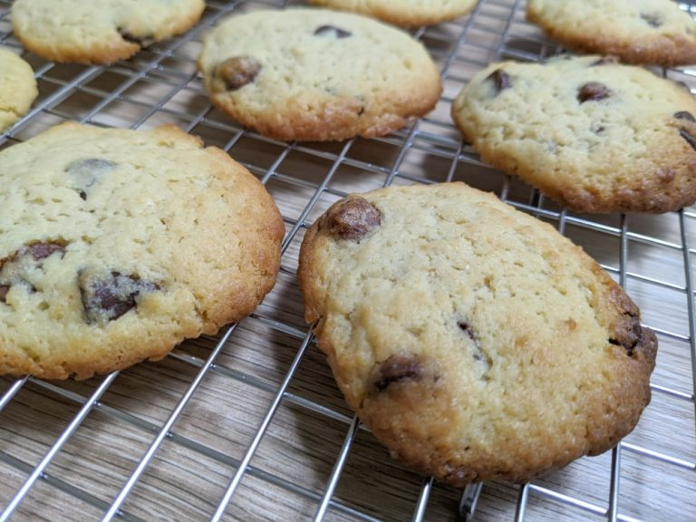The Best Sourdough Chocolate Chip Cookies