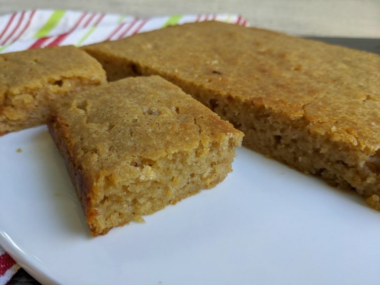 Sourdough Apple Cake Made With Sourdough Starter