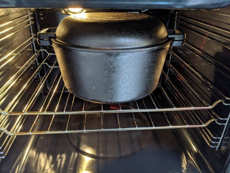 dutch oven sourdough bread.