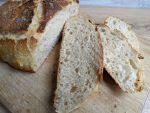 easy overnight sourdough bread recipe