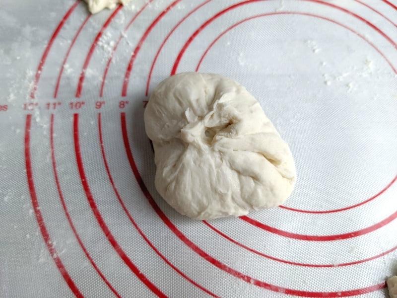 sourdough bun
