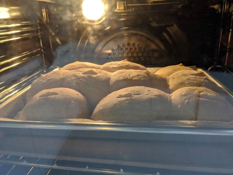 sourdough rolls