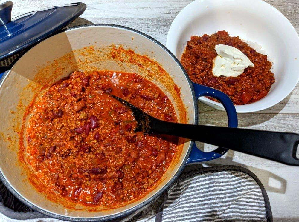 chili recipe wendy's copycat