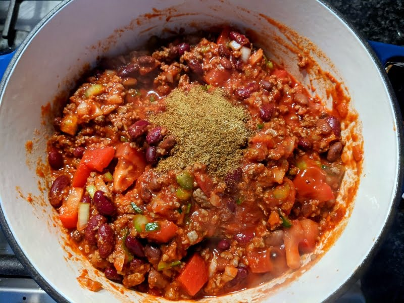 wendy's chile recipe