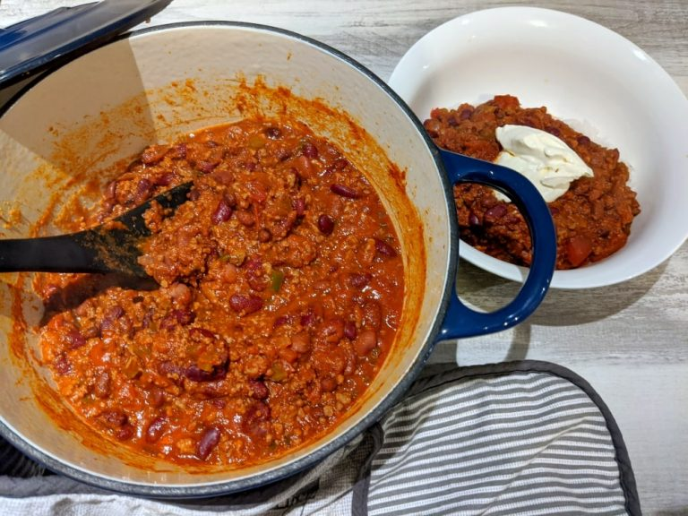 Wendy's Knock Off Chili Recipe – Just Like Chilli From Wendy's