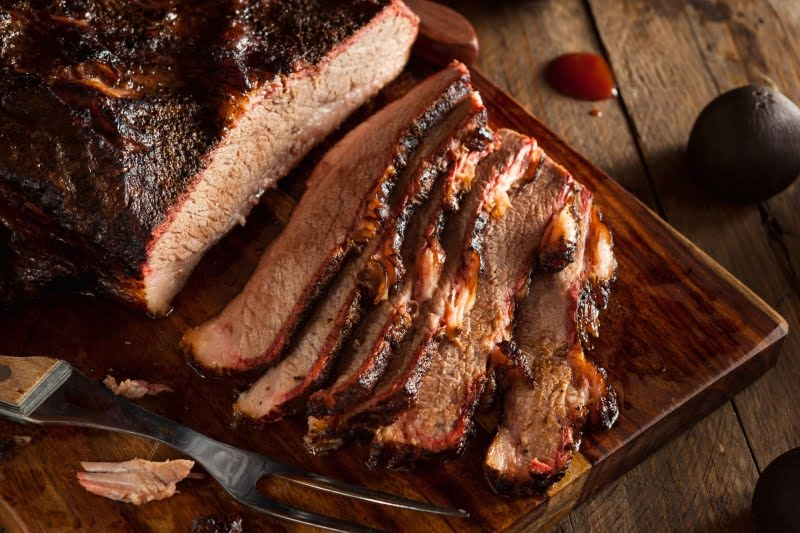 what is a brisket