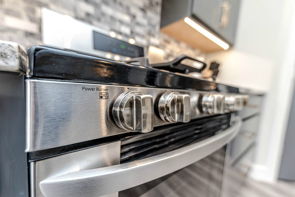 best rated gas ranges