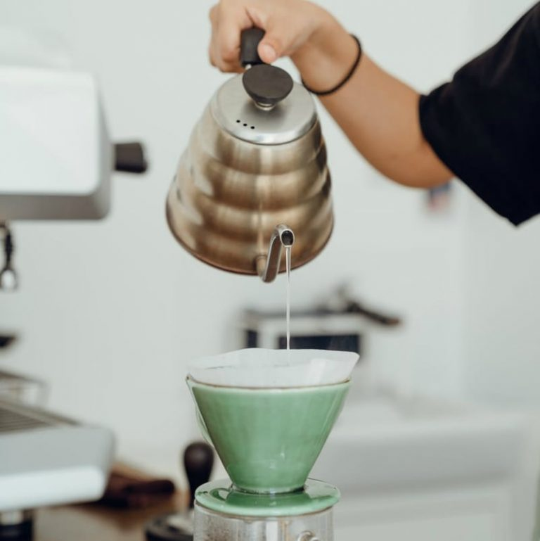 Perfect Pour Over Coffee