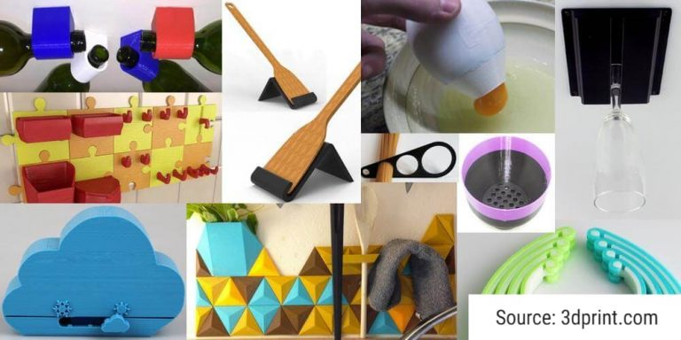 The Most Astonishing 3D Printed Gadgets Your Kitchen Needs Right Now