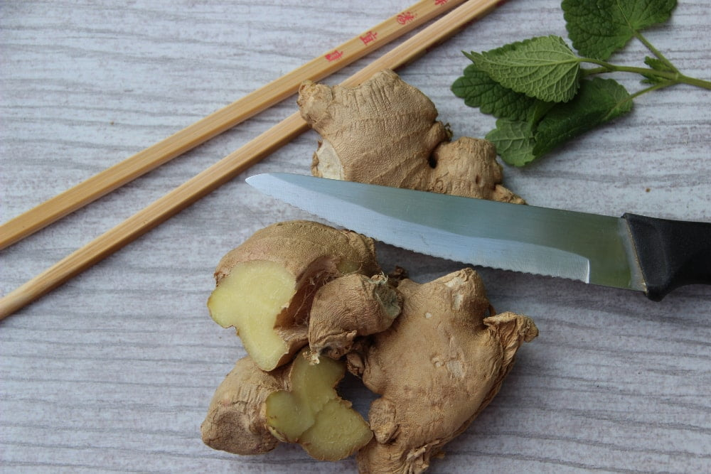 benefits of eating ginger root everyday