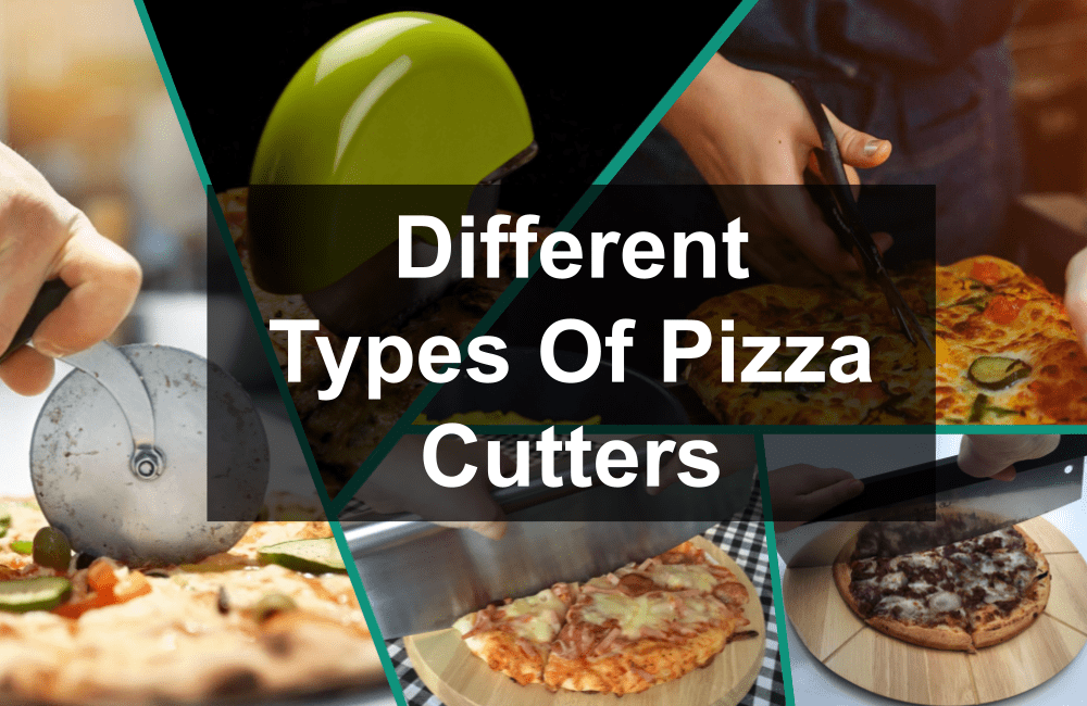 Different Types Of Pizza Cutters