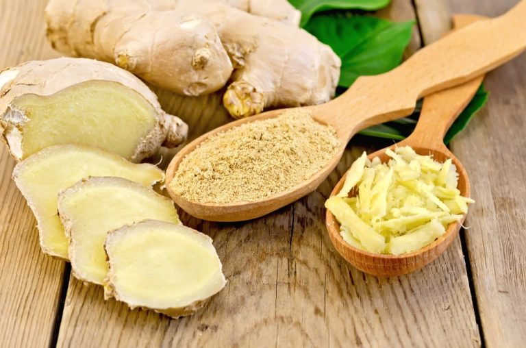Different Types Of Ginger Root