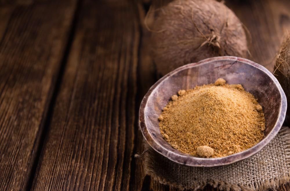is coconut sugar healthier than cane sugar