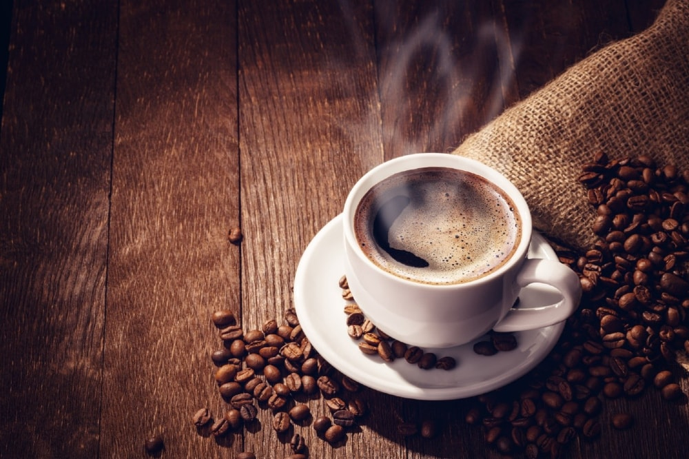 5 Types Of Coffee Drinks